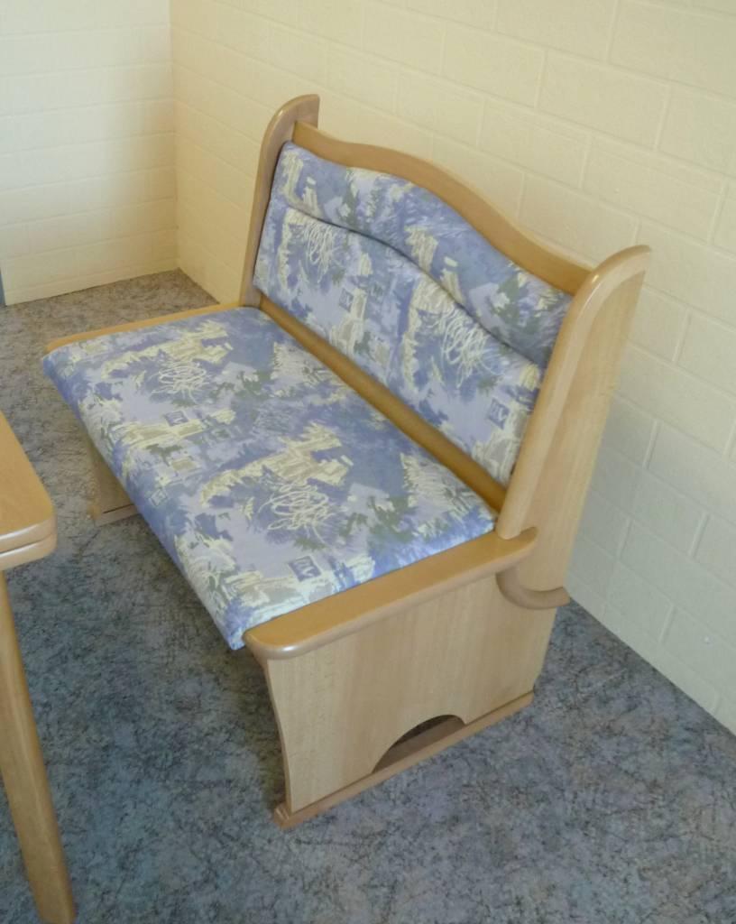 einzel truhenbank polstermueller aus burgst dt. Black Bedroom Furniture Sets. Home Design Ideas