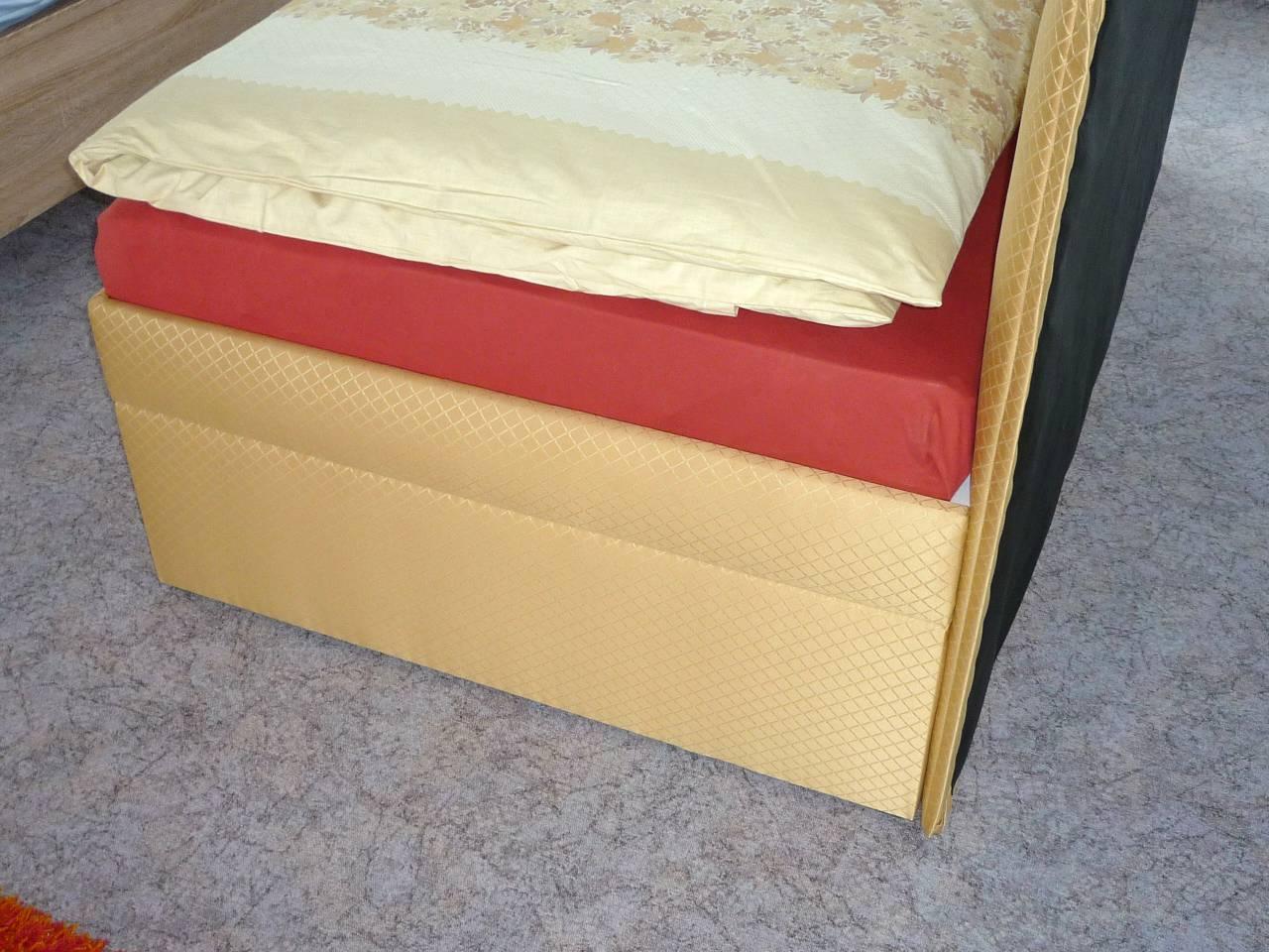 polsterbett ella polstermueller aus burgst dt. Black Bedroom Furniture Sets. Home Design Ideas