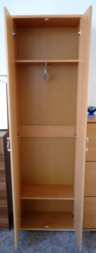 garderobe billy polstermueller aus burgst dt. Black Bedroom Furniture Sets. Home Design Ideas