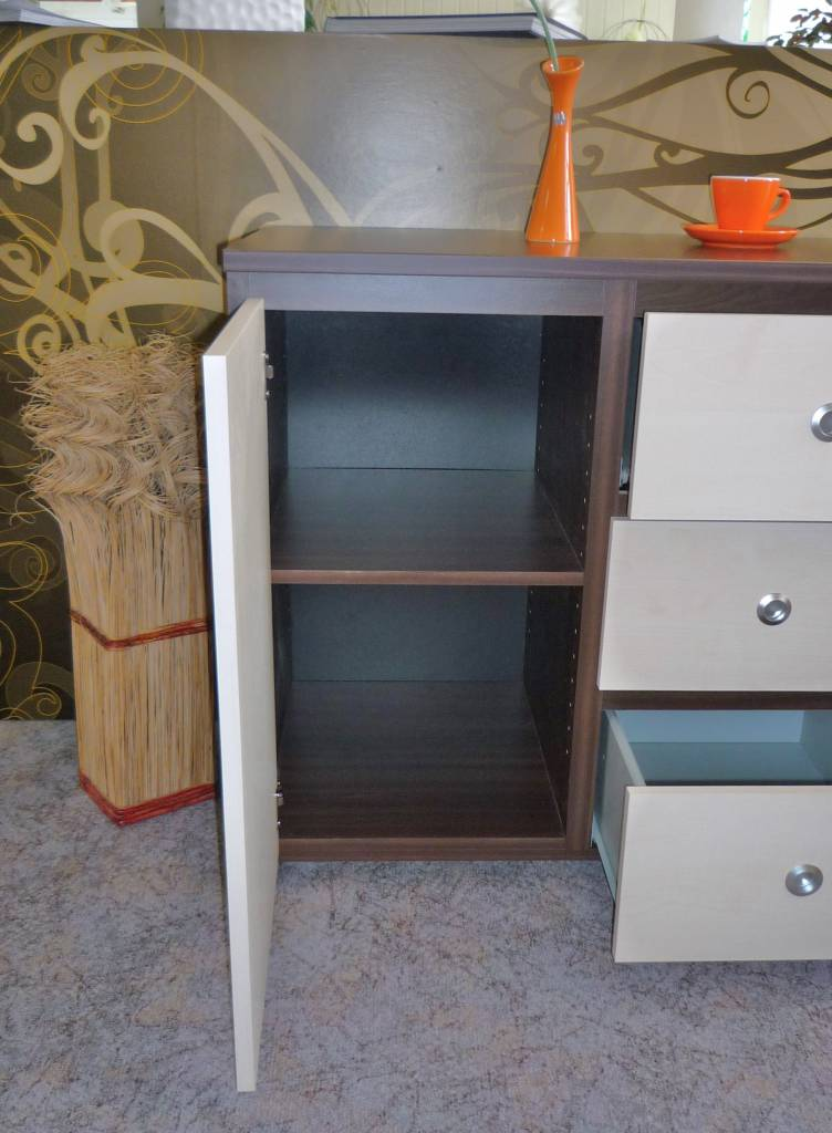 kommode polstermueller aus burgst dt. Black Bedroom Furniture Sets. Home Design Ideas