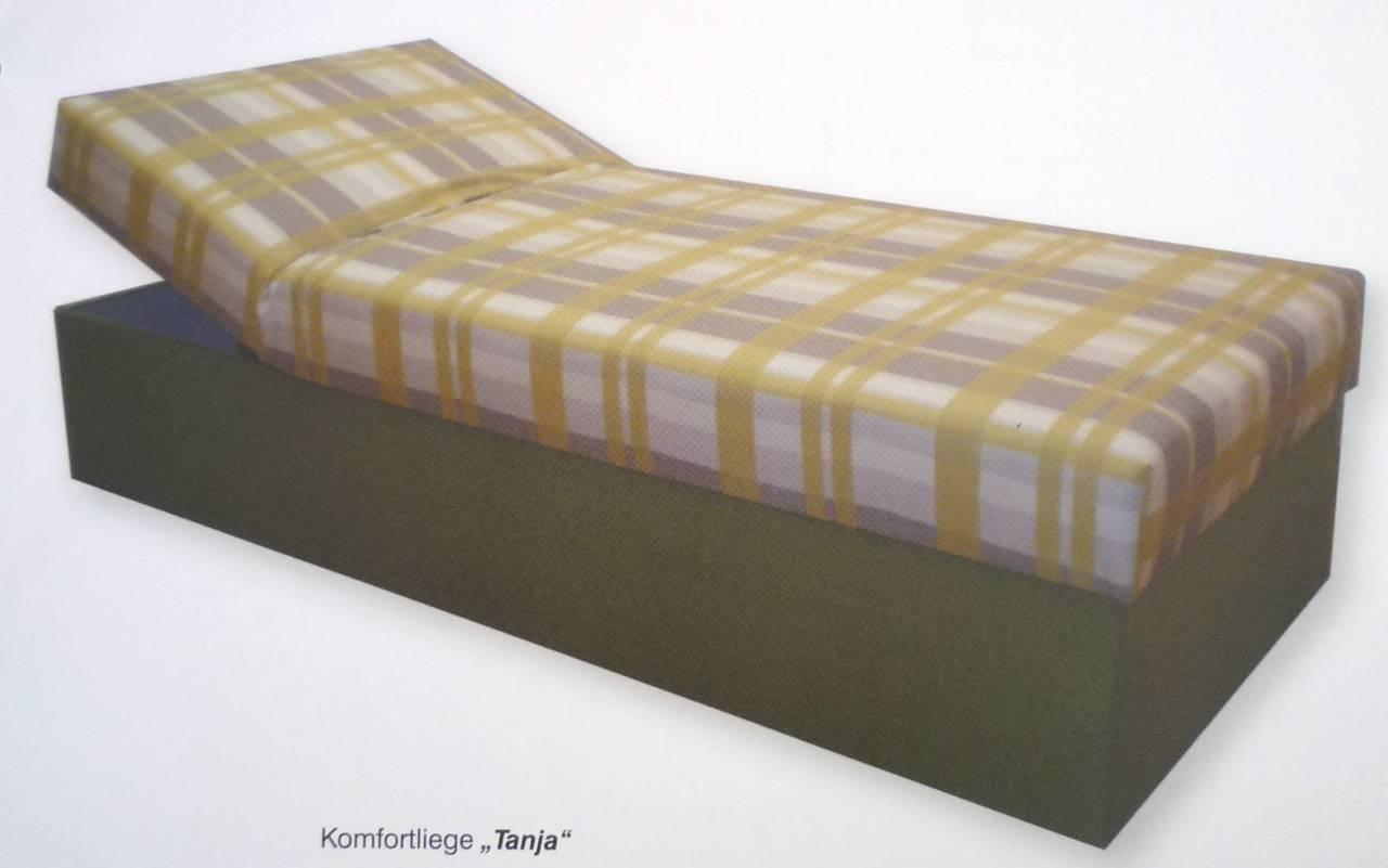 polsterliege tanja polstermueller aus burgst dt. Black Bedroom Furniture Sets. Home Design Ideas