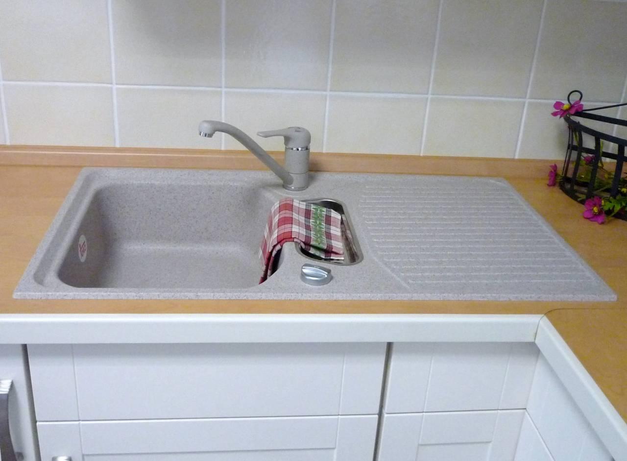 einbauk che polstermueller aus burgst dt. Black Bedroom Furniture Sets. Home Design Ideas