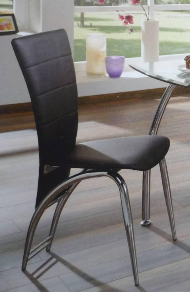 tischgruppe esstisch appia mit padua stuhl polstermueller aus burgst dt. Black Bedroom Furniture Sets. Home Design Ideas
