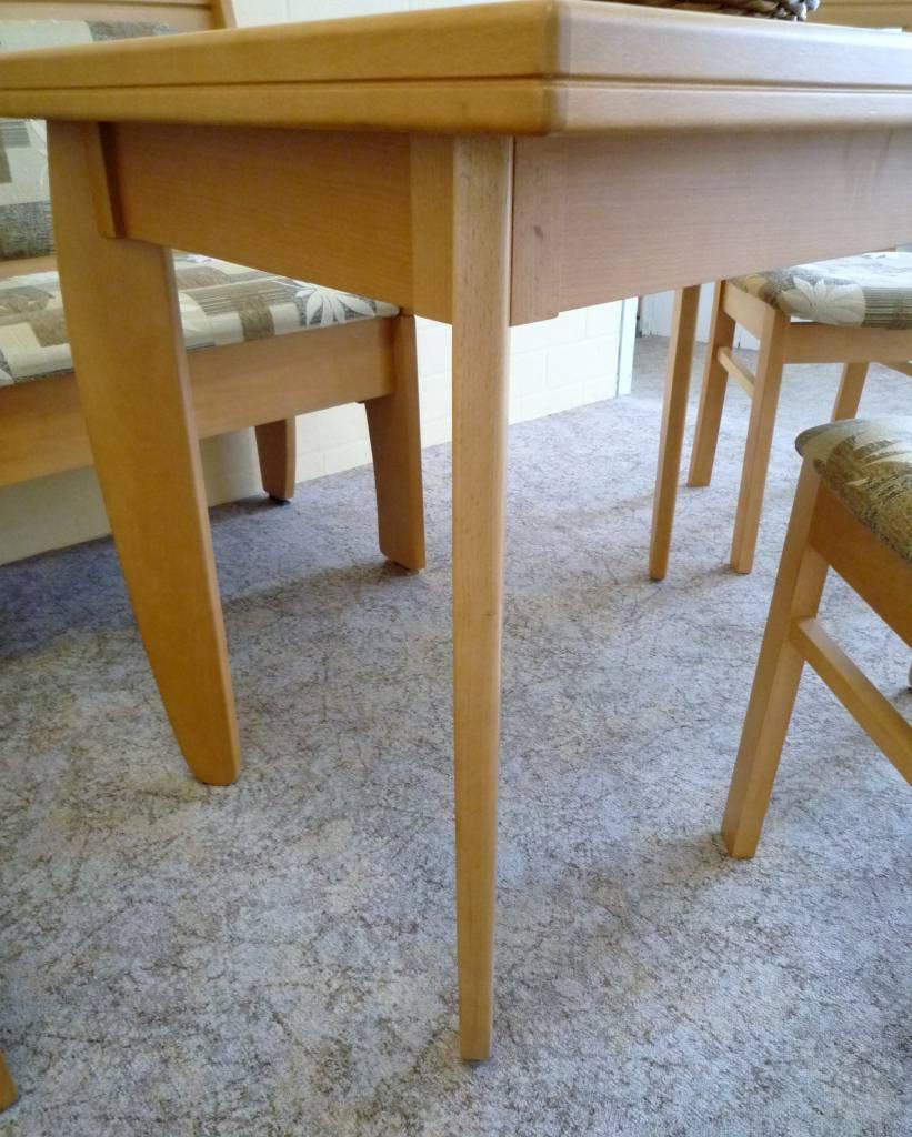 k chen tisch g rlitz polstermueller aus burgst dt. Black Bedroom Furniture Sets. Home Design Ideas