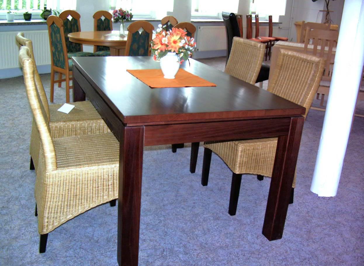e tischgruppe loog mit tisch polstermueller aus burgst dt. Black Bedroom Furniture Sets. Home Design Ideas